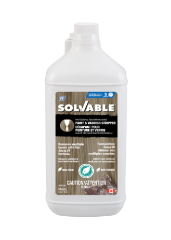 Solvable-Paint And Varnish Stripper